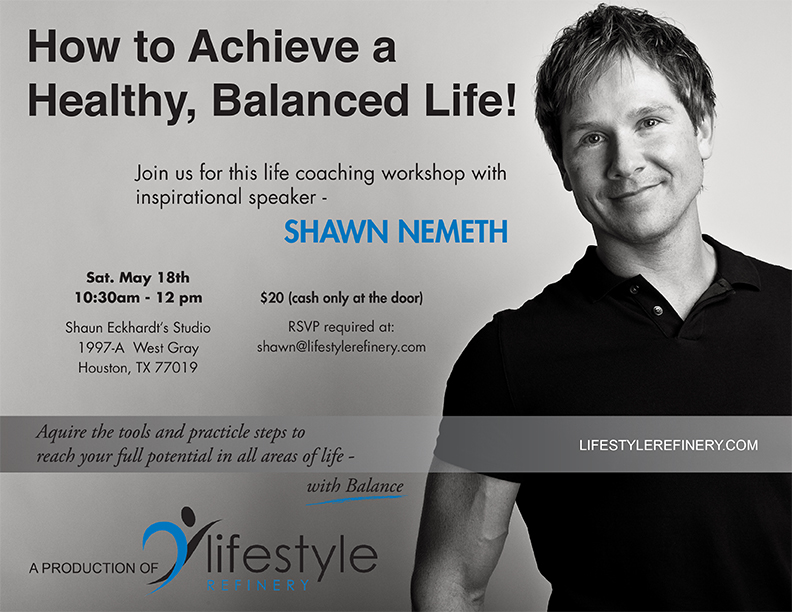 Lifestyle Refinery Flyer